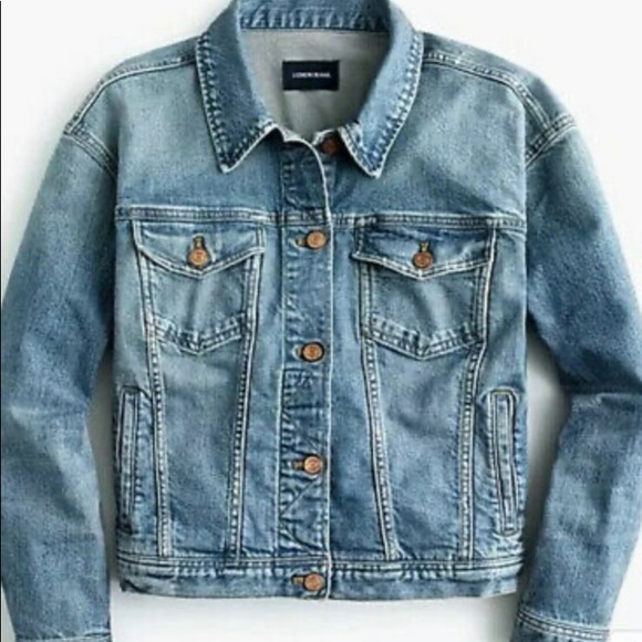 Jcrew dinem/jeans jacket